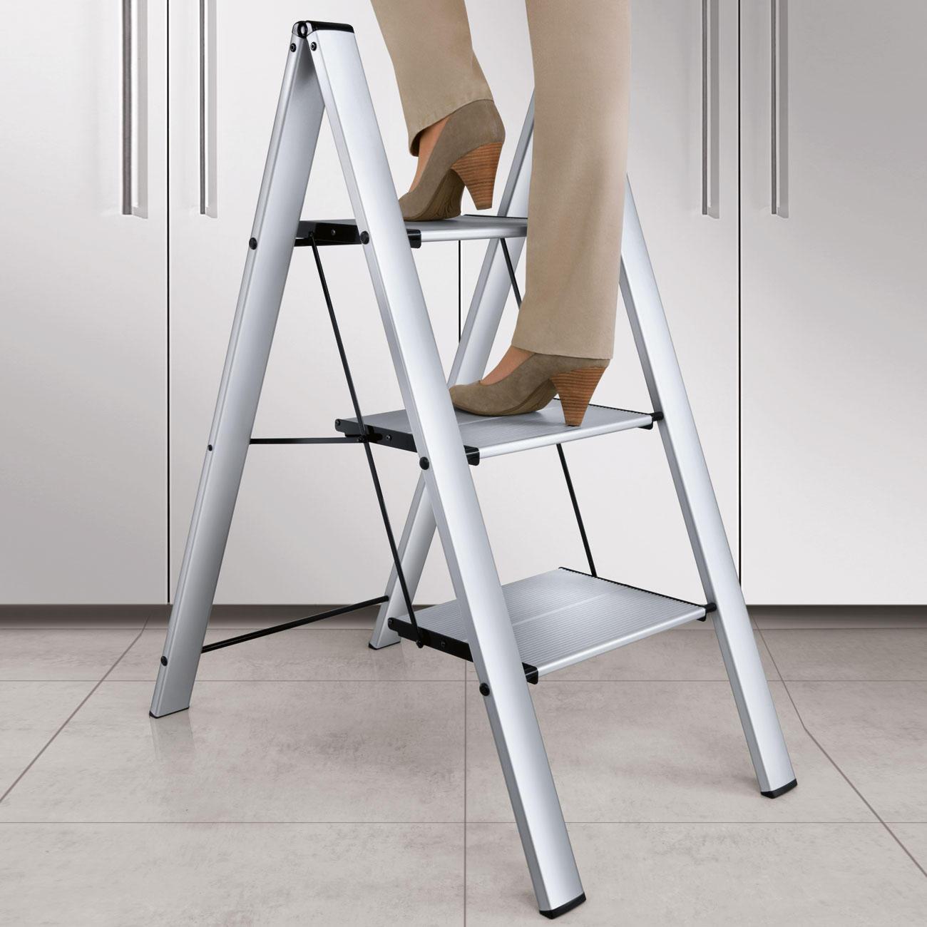 italiaanse aluminium ladder goedkoop online kopen. Black Bedroom Furniture Sets. Home Design Ideas
