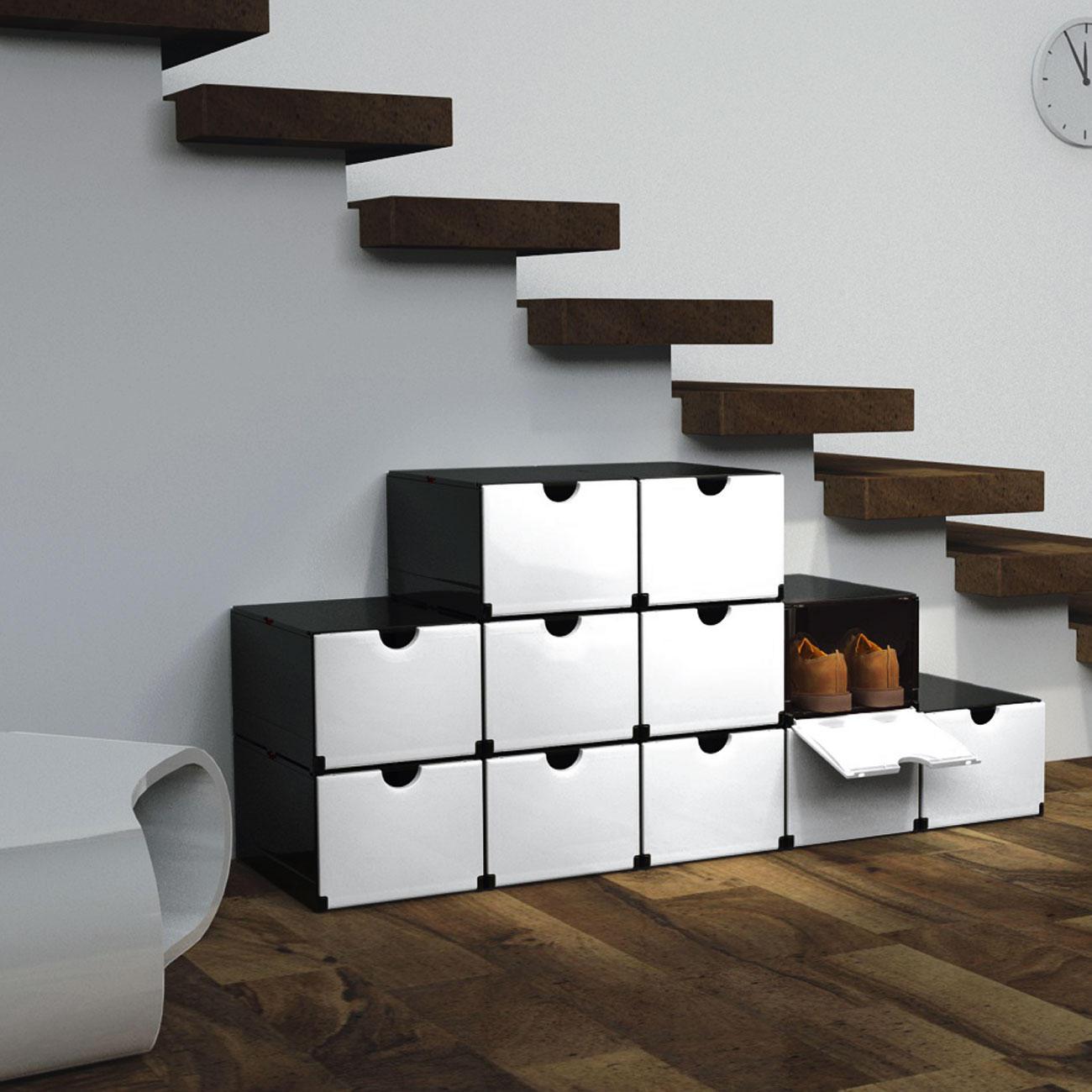 Voorraadkast Keuken Inhoud : Elegant Shoe Rack Ideas