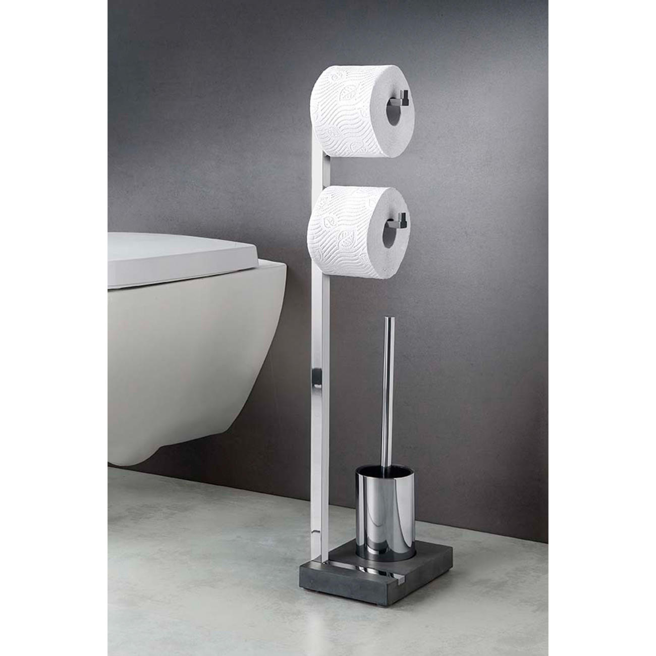 Handdoekenrek Keuken Rvs : Polystone Shower