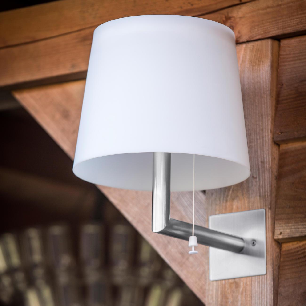 Solarlampen   3 jaar productgarantie   Pro Idee