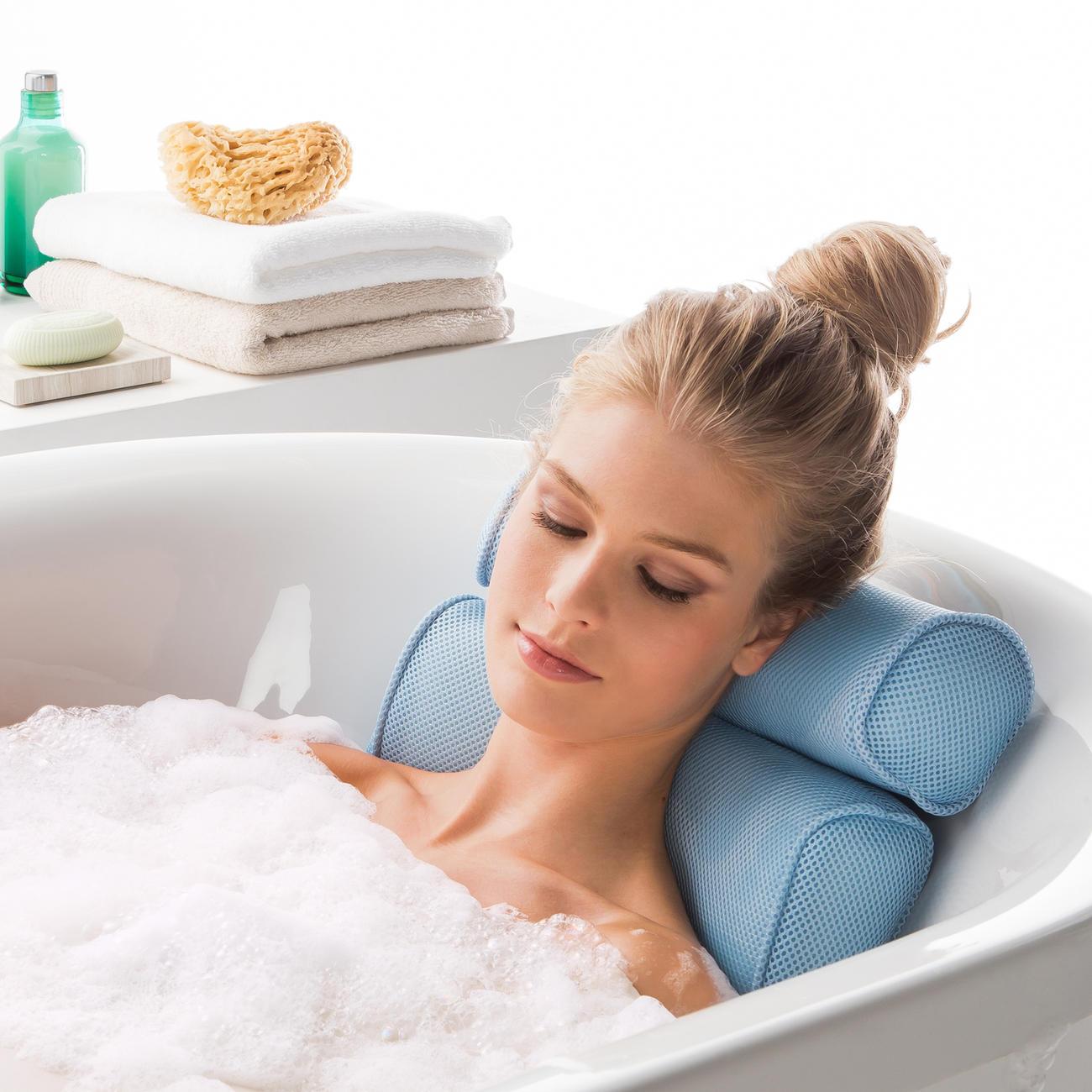 Comfortset voor bad, kussen   mat goedkoop online kopen
