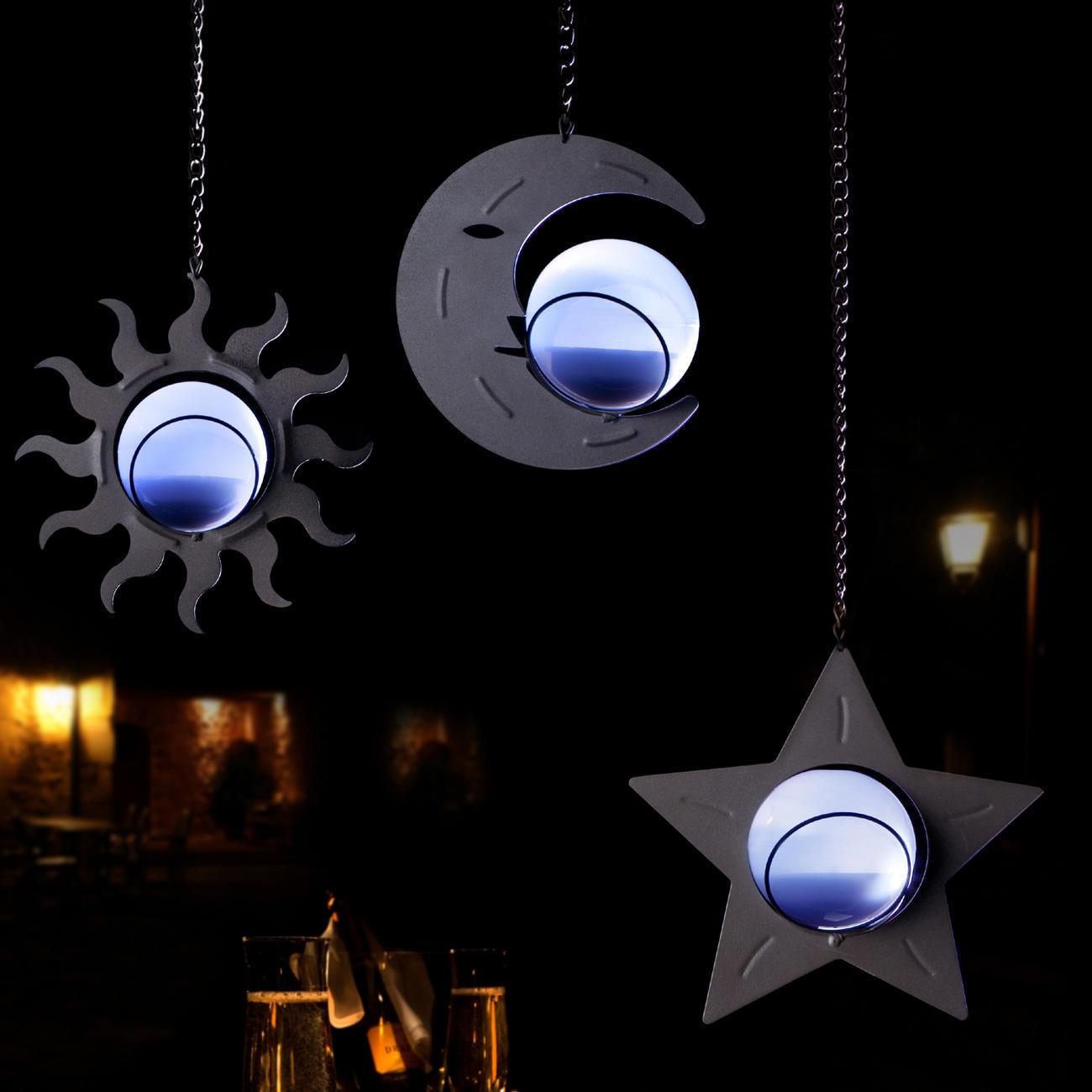 Ikea Deko Ideen Schlafzimmer ~ Hemelse lampen op zonne energie, set van 3  Geen stroomaansluiting