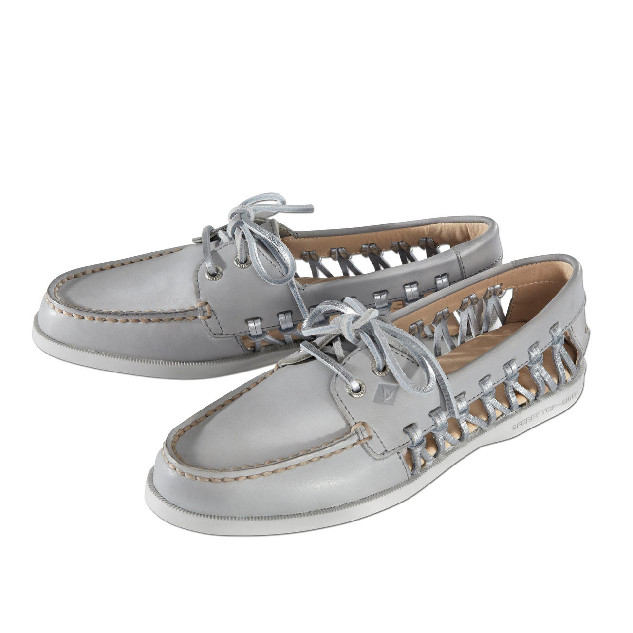 31a1a5fd6ae Sperry Top-Sider 'Lady' - Luchtig open opzij. 224 g licht.