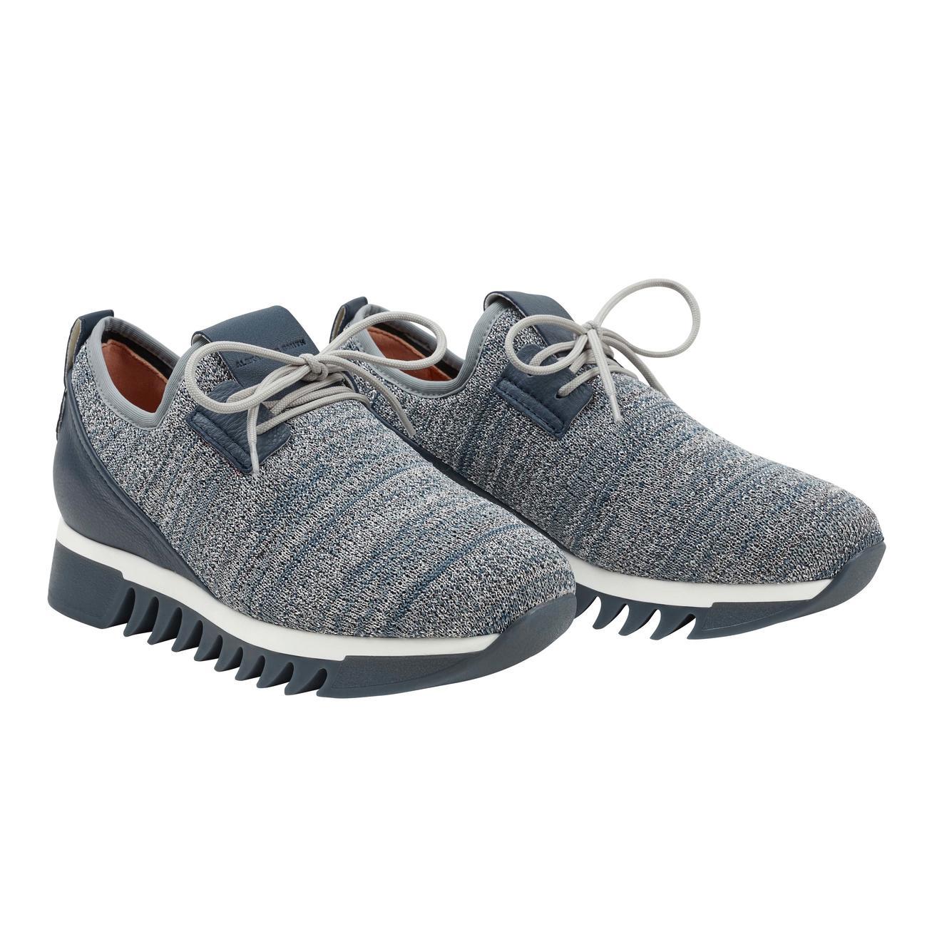 Alexander Smith knitted sneakers | Klassiker entdecken
