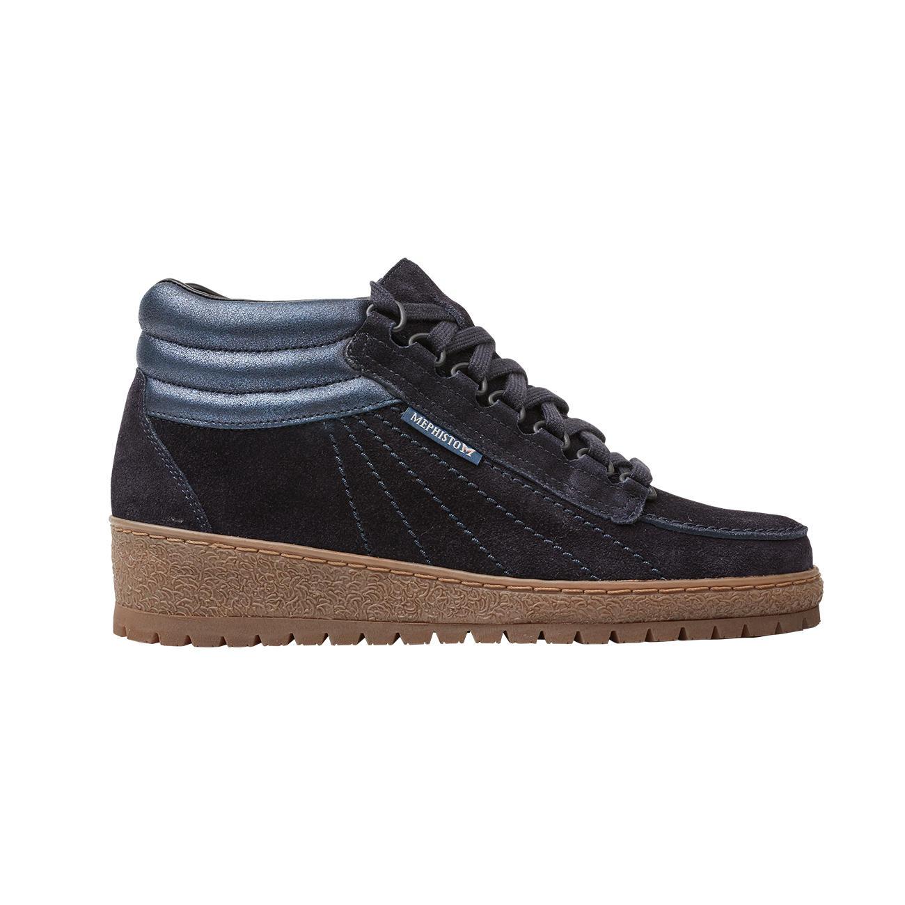 dada3b0ca1f Mephisto mocassin-sneakers Rainbow voor dames, blauw