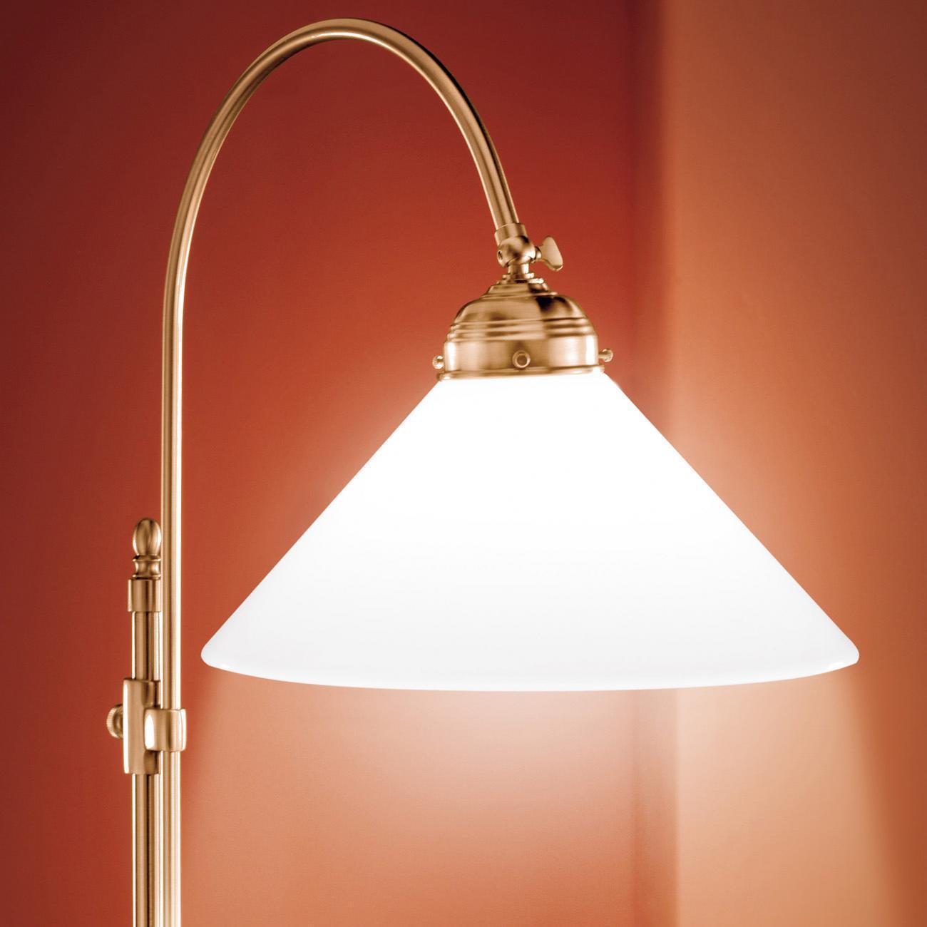 Staande berlijnse messinglamp goedkoop online kopen