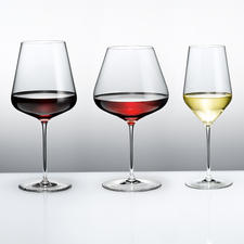 Zalto Denk'Art Bourgogne-glas, Bordeaux-glas of Wittewijnglas - Zeer dun, schitterend, optimaal lichtdoorlatend.Tevens stootvast, vaatwasserbestendig & bestand tegen droesem.