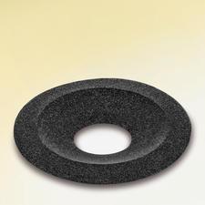 Bij vorst (tot ca. -20 °C) gewoon de winterkap 20 cm Ø van hetzelfde materiaal (apart verkrijgbaar) als ring om de brander leggen. Deze beschermt de was tegen afkoelen. 's Zomers houdt hij vuil en insecten op afstand. Elk ca. 700 g.