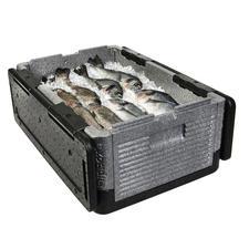 In de box van 39 l kunt u taarten, salades, barbecuevlees, … uw grote inkopen of tot maar liefst 30 drankflesjes à 0,5 l kwijt.