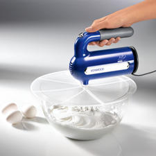 Spatdeksel, set van 2 - Nooit meer een vieze keuken na mixen, kloppen, pureren, ...