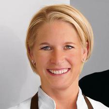 Tv-kok Cornelia Poletto heeft meegewerkt bij de ontwikkeling van deze professionele schalen.