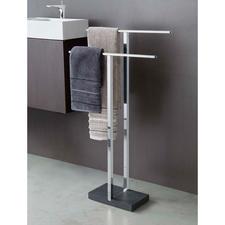 Polystone wc-butler of Polystone handdoekenrek - Bekroond design. Doordachte functionaliteit (en een meer dan redelijke prijs).