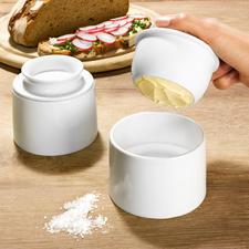 Franse boterpot - Houdt uw boter heerlijk vers. Ook op kamertemperatuur. Past bij elk servies en elke tafeldecoratie.