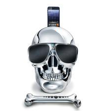 AeroSkull HD+ - High-end-speaker & cultobject tegelijkertijd. Ontwikkeld onder leiding van topmuzikant Jean Michel Jarre.