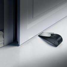 Alarmdeurwig - Doodeenvoudige maar doeltreffende bescherming tegen inbrekers. Ook voor uw hotelkamer, vakantieverblijf etc.
