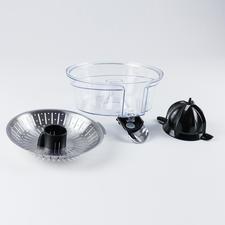 De afneembare delen zijn eenvoudig in de vaatwasser te reinigen.