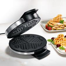 WMF LONO wafelijzer Edition - Bak heerlijk verse wafels. Zonder hete oppervlakken, zonder gevaar om de vingers te verbranden.