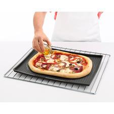 Bakmat - Eindelijk een bakmat voor echt knapperige bodems. Ideaal voor pizza, focaccia, plaatgebak...