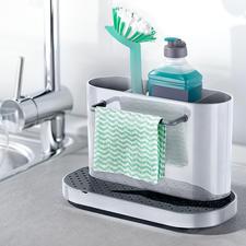 Wasbak-organizer - Uw afwasspulletjes netjes, droog en binnen handbereik.