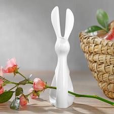Elegante servetring of stijlvol decoratieobject – 'Haasje' doet het altijd goed als bijzondere blikvanger.