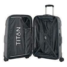 Dankzij de slimme indeling is er veel plek voor uw bagage.