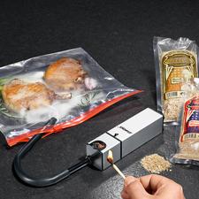 Smoke-Box - Licht gerookte gerechten – gemakkelijker en sneller dan ooit.