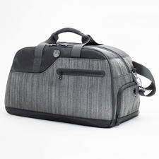 3-in-1-weekendtas - Compact, handig ingedeeld en weerbestendig. Met veel slimme extra's.