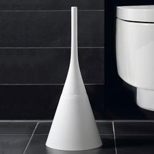 Design-wc-borstel - Heel anders dan de functionele look van gewone wc-borstels.