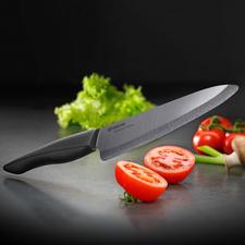 Messen van zirconium-keramiek - Nog harder en langer scherp dan de gangbare Kyocera-messen.
