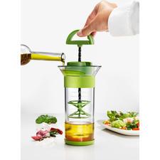 Qwik Wisk™ handmixer - Voor het maken van o.a. slagroom, geslagen eiwit, dressings en pannenkoekendeeg.