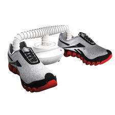 Het meegeleverde opzetstuk voor het drogen van schoenen droogt uw schoenen in minder dan 60minutes.