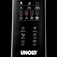 Met sensor-touch-display (in plaats van lelijke knoppen).