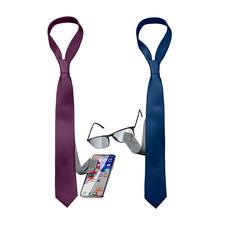 Clean Your Screen stropdas - Maakt indruk. En maakt schoon.