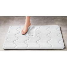 Het traagschuim past zich aan de vorm van uw voet aan en is heerlijk comfortabel.