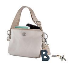 Bogner 4-in-1-tas - Combinatie van vier tassen: schoudertas, crossbag, riemtas en make-uptas.