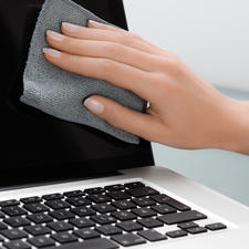 Antibacteriële touchscreen-doekjes, set van 5 - Heldere touchscreens met één veeg.