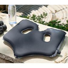 SoftAirSeat - Het gepatenteerde, zelfopblazende design zorgt overal voor optimaal zitcomfort.
