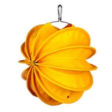 klein, geel