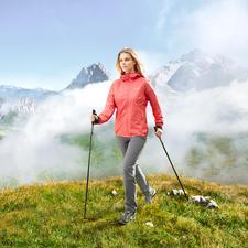 Berghaus Hyper 140 damesjas - Ultralicht. Waterdicht. Zeer ademend. Ideaal voor klimmen, wandelen, fietsen etc.
