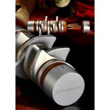 Penhouder Pininfarina Codex - Alleen wie de code kent, kan de cilinder openen.