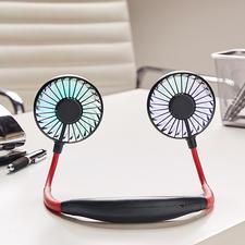 Ook ideaal als tafelventilator voor op het bureau of nachtkastje.