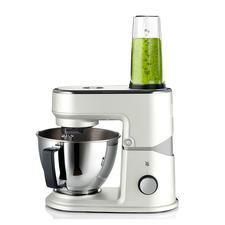 40% kleiner dan de gangbare keukenmachines, maar net zo effectief.