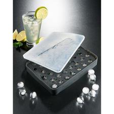 IJsbolletjesvorm - Fonkelende ijsparels – u maakt ze heel gemakkelijk en zonder gedoe.