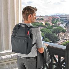 reisenthel® 2-in-1-thermotas - Deze hoogwaardige thermotas is ook comfortabel als rugzak te dragen.