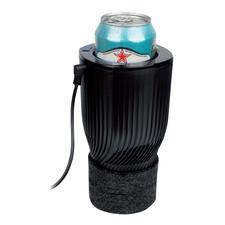 Naast frisdrankflessen ook perfect geschikt voor het koelen van blikjes.