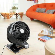 Vornado®6303DC - De meest succesvolle ventilator van Amerika – krachtig, stil en comfortabel. Nu met 99(!) snelheden, timer en afstandsbediening.