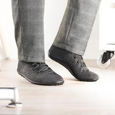 Perfecte allrounder: geniet nu elke dag van het gevoel op blote voeten te lopen, ook tijdens het werk...