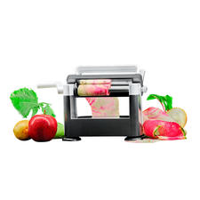 Lurch groentesnijder voor plakken - Het innovatieve snijapparaat voor originele groentegerechten.