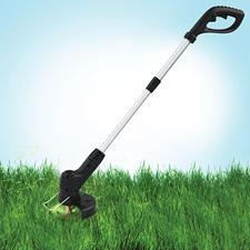 Hammersmith® snoerloze grastrimmer Bionic - Supersnel het gras trimmen en de kanten snijden. Zonder kans op een gescheurde draad.