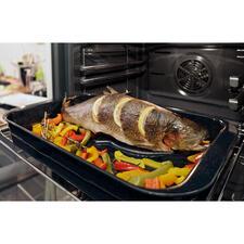 Eurolux® vishouder - Geen lastig omdraaien meer. Niets blijft plakken of valt uitelkaar. Bekroond met de German Design Award 2020*.